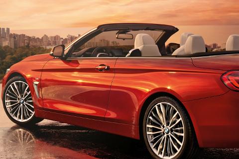 BMW 430i컨버터블(19년형)